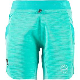 La Sportiva Circuit Shorts Damen aqua